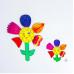"""Развивающая игра """"Цветочный сад"""" , Smile Decor"""