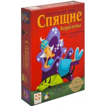 """Настольная игра """"Спящие королевы"""" (картонная коробка), Стиль жизни"""