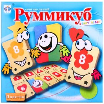 """Настольная игра """"Руммикуб. Хорошее начало"""", Стиль Жизни"""