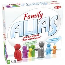 """Настольная игра """"Alias Family"""" (Скажи иначе), Tactic"""