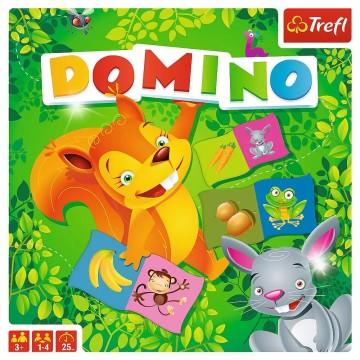 """Домино """"Веселые картинки"""", Trefl"""