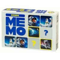"""Настольная игра """"Мемо. Космос"""", Десятое королевство"""