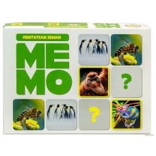 """Настольная игра """"Мемо. Обитатели земли"""", Десятое королевство"""