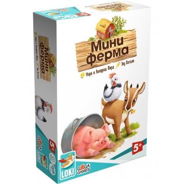 """Настольная игра """"Мини ферма"""", GaGa Games"""