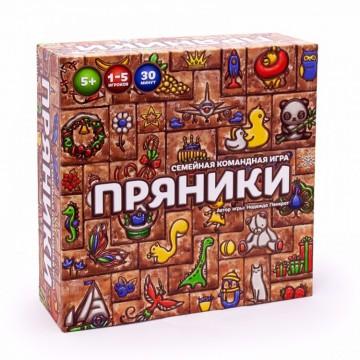 """Настольная игра """"Пряники"""" , ND PLAY"""