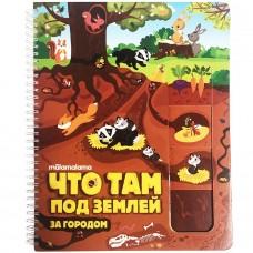 Энциклопедия. Что там под землей (книжка на пружине), Malamalama