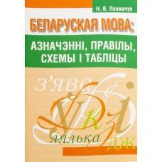 Беларуская мова: азначэннi, правiлы, схемы i таблiцы, Попурри