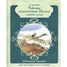 Крупный шрифт для самостоятельного чтения. Чудесное путешествие Нильса с дикими гусями, Стрекоза