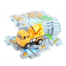 Управляемый пазл Puzzle Pilot Cement Mixer (Бетономешалка), Amewi