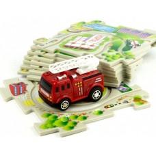 Управляемый пазл Puzzle Pilot Fire Engine (Пожарная команда), Amewi