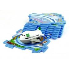 Управляемый пазл Puzzle Pilot Jumbo (Авиалайнер), Amewi