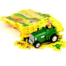 Управляемый пазл Puzzle Pilot Tractor (Трактор), Amewi