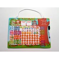 """Календарь-планировщик для детей """"Хороший год"""", Zubazu"""