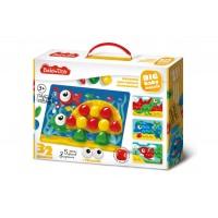 Мозаика для самых маленьких Baby Toys (32 элемента), Десятое королевство