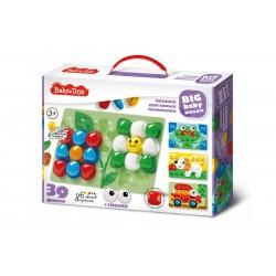 Мозаика для самых маленьких Baby Toys (39 элементов), Десятое королевство