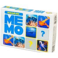 """Настольная игра """"Мемо. Водный мир"""", Десятое королевство"""