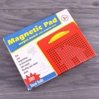Магнитный планшет Magnetic Drawing Pad 380 шариков