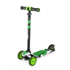 Детский трехколесный самокат Small Rider Turbo (зеленый)