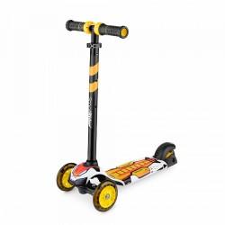 Детский трехколесный самокат Small Rider Turbo (оранжевый)